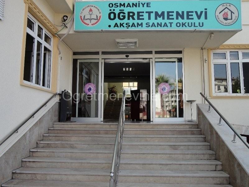 Osmaniye Öğretmenevi